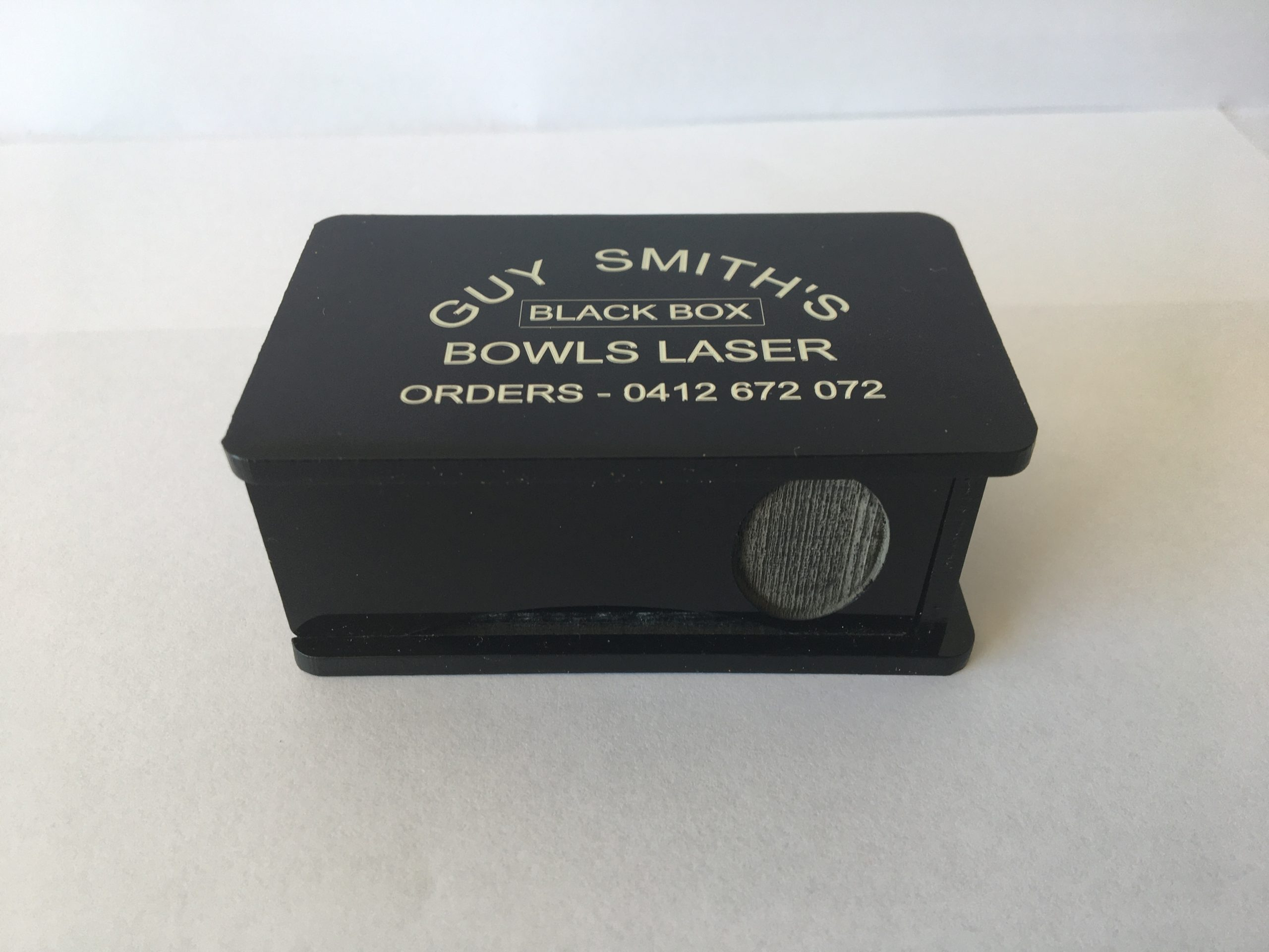 bowls laser accessories compartment