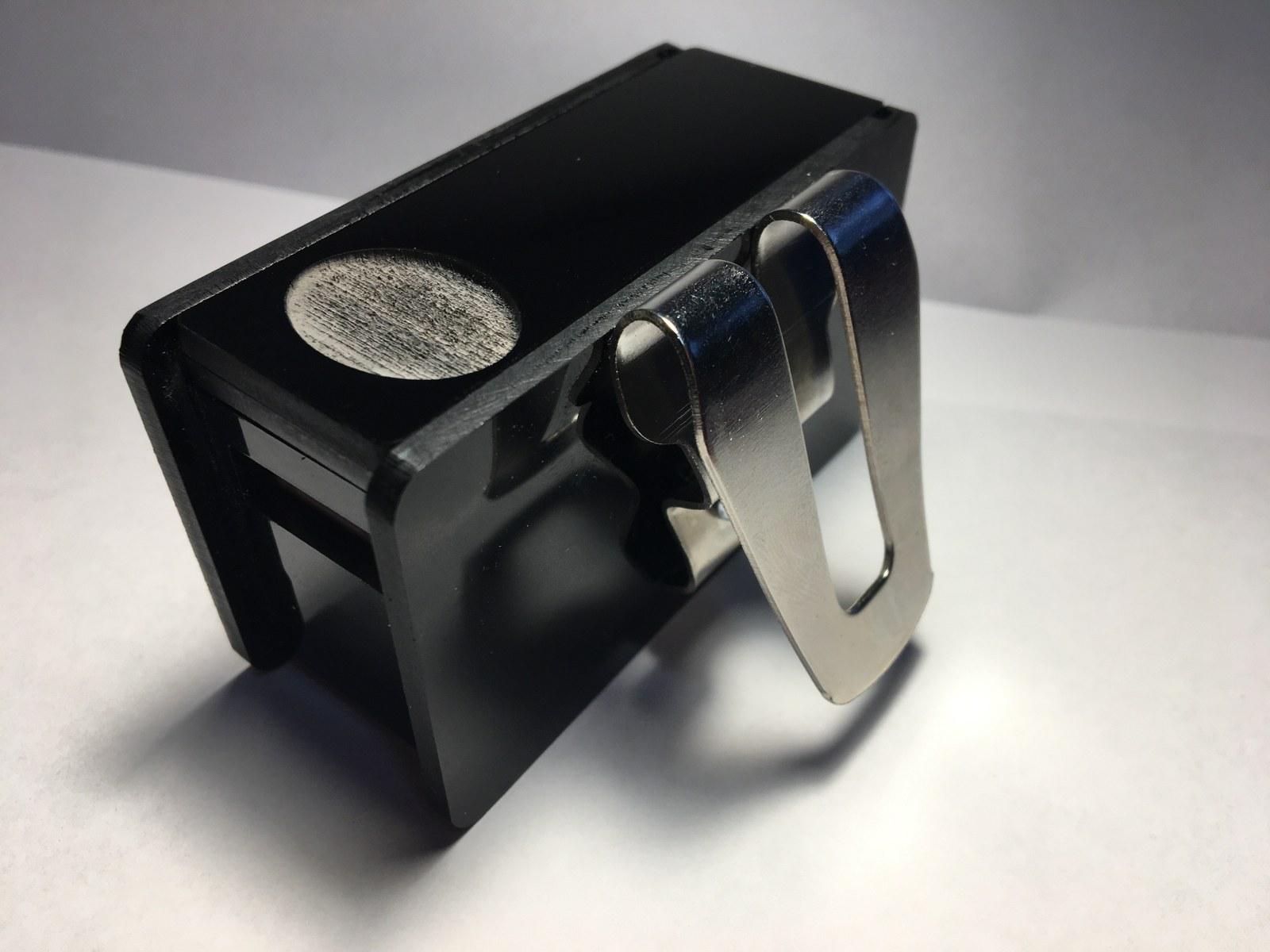 bowls laser belt clip