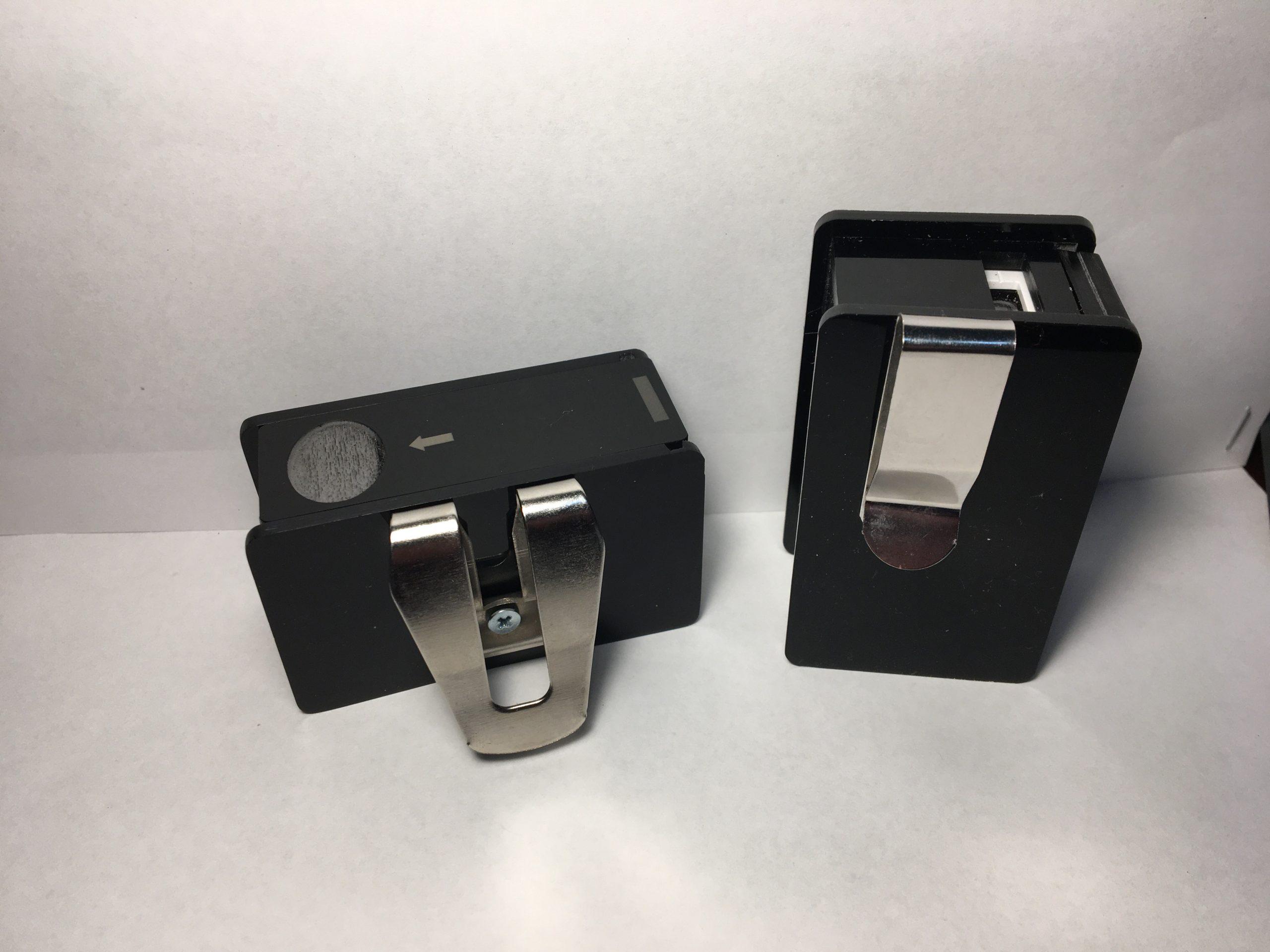 2 types of Bowls laser belt clasps